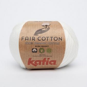 Fair Cotton Organic Katia 03 Naturweiß