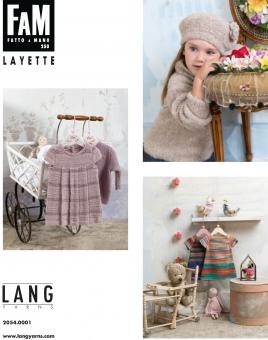Fatto a Mano 250 Layette Lang Yarns