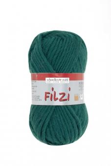 Filzi Uni Filzwolle Schoeller Stahl 25 tanne