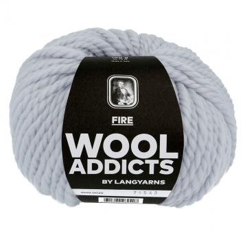 Fire Wooladdicts Lang Yarns 100g