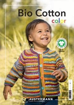 Anleitungsheft Bio Cotton Color