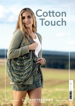 Anleitungsheft Cotton Touch