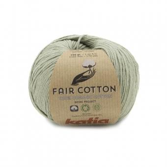 Fair Cotton Organic Katia 46 Blassgrün