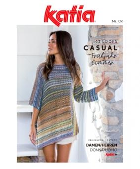 Damen Casual - Anleitungsheft Nr. 106 von Katia
