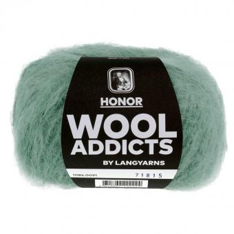 Honor Wooladdicts Lang Yarns