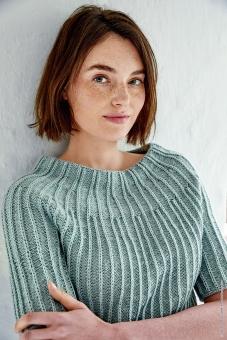 Strickset Rundpassenpullover Cool Wool