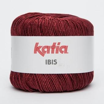 Ibis von Katia 85 Weinrot
