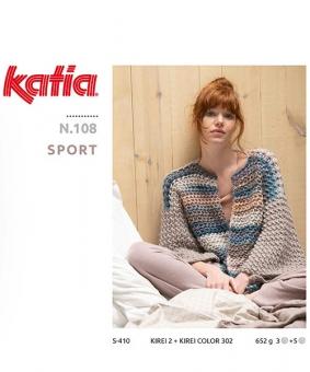 Damen Sport - Anleitungsheft Nr. 108 von Katia