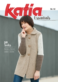 Katia Anleitungsheft Nr. 12 Essentials