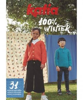 Kinder - Anleitungsheft Nr. 99 von Katia