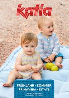 Baby - Anleitungsheft Nr. 92 von Katia