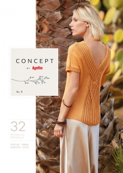 Concept - Anleitungsheft Nr. 9 von Katia