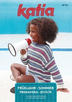 Kinder - Anleitungsheft Nr. 93 von Katia