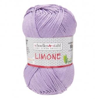 Limone Wolle Schoeller Stahl
