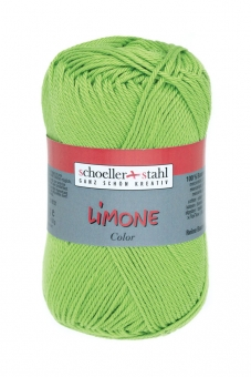 Limone Wolle Schoeller Stahl 145 maigrün