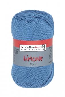 Limone Wolle Schoeller Stahl 21 polar