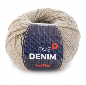 Love Denim Wolle von Katia