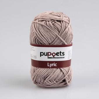 Puppets Lyric Topflappengarn Stärke 8 00257
