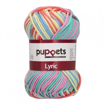 Puppets Lyric Multicolor Stärke 8