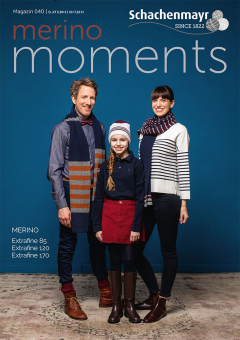 Schachenmayr Magazin 040 - Merino Moments