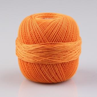 Manuela Häkelgarn Stärke 10 43 orange
