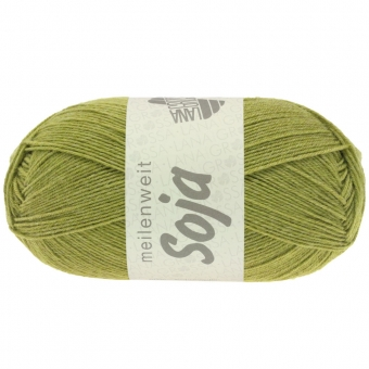 Meilenweit 100 Soja Sockenwolle Lana Grossa
