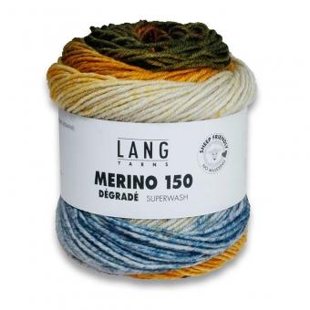 Merino 150 Dégradé Lang Yarns