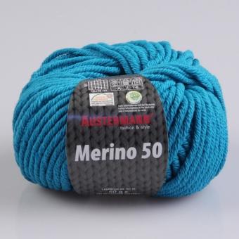 Merino 50 Wolle Austermann
