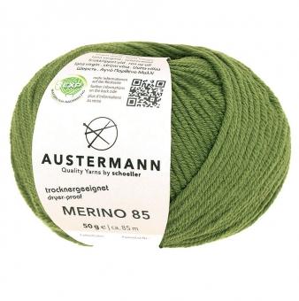 Merino 85 Wolle Austermann