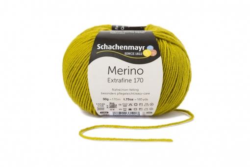 Merino Extrafine 170 Schachenmayr 00074 anis
