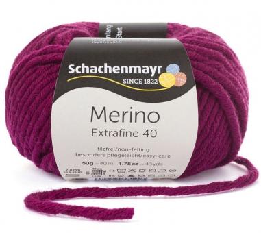 Merino Extrafine 40 Wolle Schachenmayr