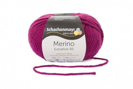 Merino Extrafine 85 Schachenmayr 00233 burgund
