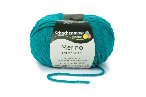 Merino Extrafine 85 Wolle Schachenmayr 00277 smaragd