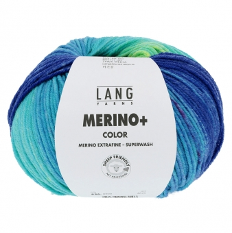 Merino+ Color Lang Yarns 100g Knäuel