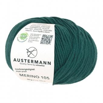 Merino 105 Austermann 356 lorbeer