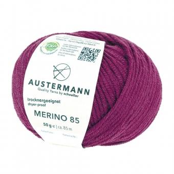 Merino 85 Austermann 27 aubergine