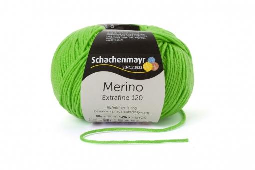 Merino Extrafine 120 Schachenmayr 00170 wiesengrün