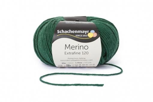Merino Extrafine 120 Schachenmayr 00172 tanne