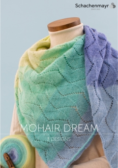 Mohair Dream - Schachenmayr Booklet Nr. 11