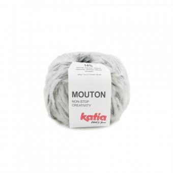 Mouton von Katia 62 Perlhellgrau