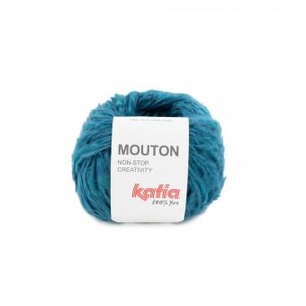 Mouton von Katia 71 Grünblau