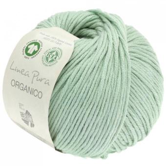 Organico Lana Grossa 0072 zartgrün