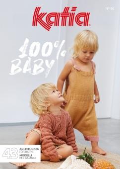 Baby - Anleitungsheft Nr. 96 von Katia