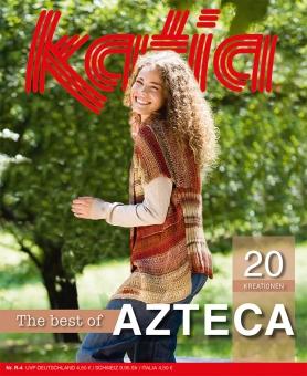 Azteca - Anleitungsheft Nr. R-4 von Katia