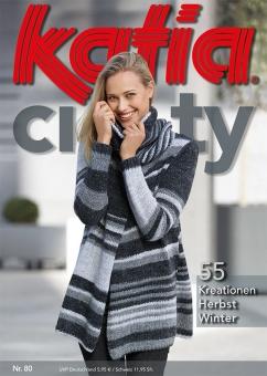 City - Anleitungsheft Nr. 80 von Katia