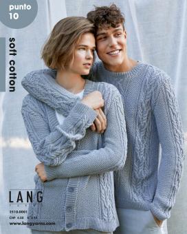 Anleitungsheft Punto 10 Soft Cotton Lang Yarns