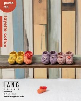 Anleitungsheft Punto 25 Baby Cotton