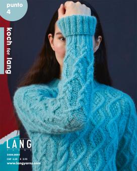 Anleitungsheft Punto 4 Jenny Design Lang Yarns
