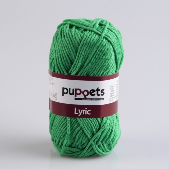 Puppets Lyric Topflappengarn Stärke 8 05012