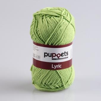 Puppets Lyric Topflappengarn Stärke 8 05090